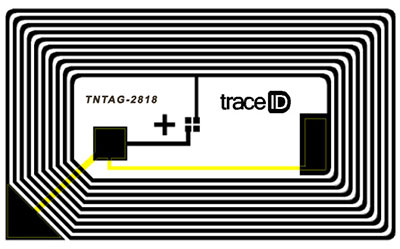 Trace TNTAG-2818 - NFC метка