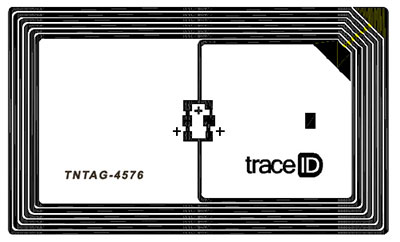 Trace TNTAG-4576 - RFID NFC метка