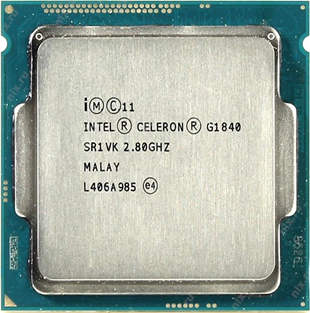 Процессор Intel Socket 1150 Celeron G1840 (2.80GHz/2Mb) tray