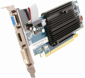 Видеокарта SAPPHIRE RADEON R5 230 1GB DDR3