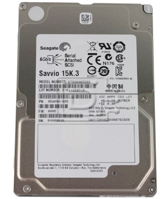 HDD Seagate ST9300653SS 300 г 15к SAS 2,5