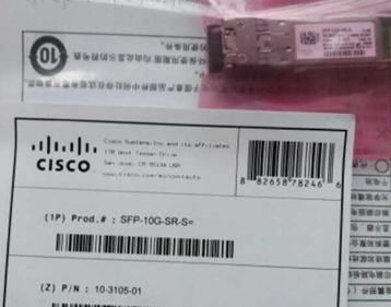 Трансивер Cisco 10GBASE SFP+ Module